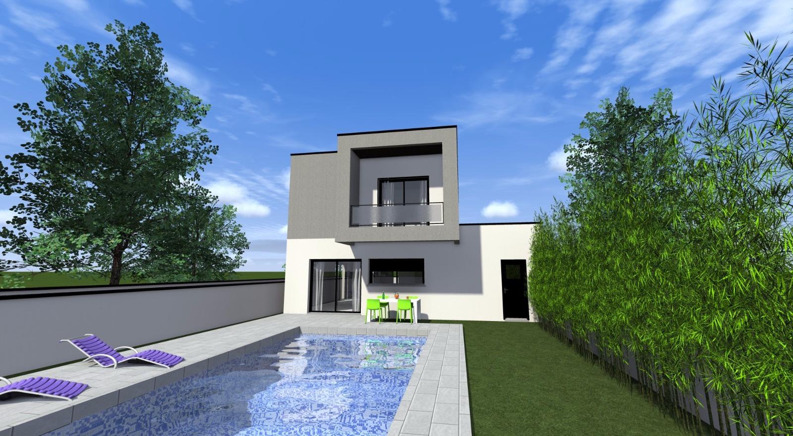 Annonce vente maison portet sur garonne 31120 105 m for Maison portet sur garonne